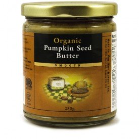 Nuts to You  Pumpkin Seed Butter Smooth Org.