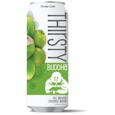 Thirsty Buddha Coconut Water 100% Pure