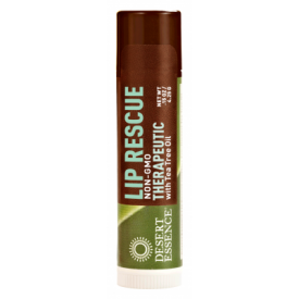 Desert Essence Tea Tree Lip Rescue