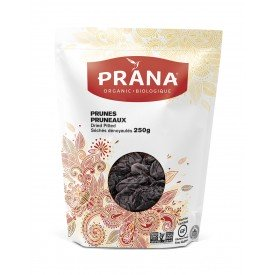 Prana Prana Pitted Prunes Packaged 250g