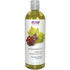 NOW Grape Seed Oil [food grade]