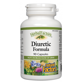 Natural Factors Diuretic Formula