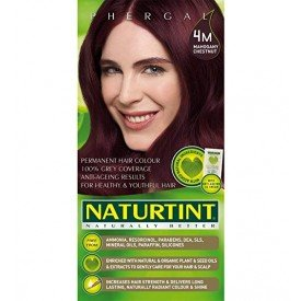 NaturTint Permanent Hair Colour Mahogany Chestnut 4M