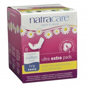 Natracare Pads Ultra Extra Long