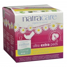 Natracare Pads Ultra Extra Normal