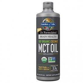 Garden of Life Dr. Formulated 100% Mct Oil Org.