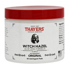 Thayers Original Witch Hazel Astringent Pads
