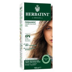 Herbatint Permanent Coloration 6N Dark Blonde