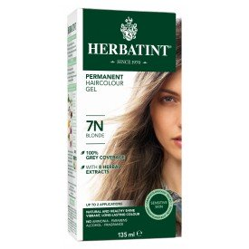 Herbatint Permanent Coloration 7N Blonde