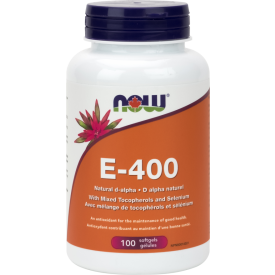 NOW E400IU Mixed Tocopherolsel