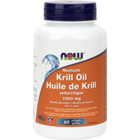 NOW Neptune Krill 1000mg EC