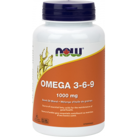 NOW Omega 3-6-9 [seed]1000mg