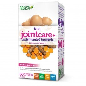 Genuine Health Fast Joint Care+ Fermented Turmeric