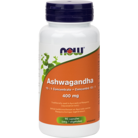 NOW Ashwagandha 400mg