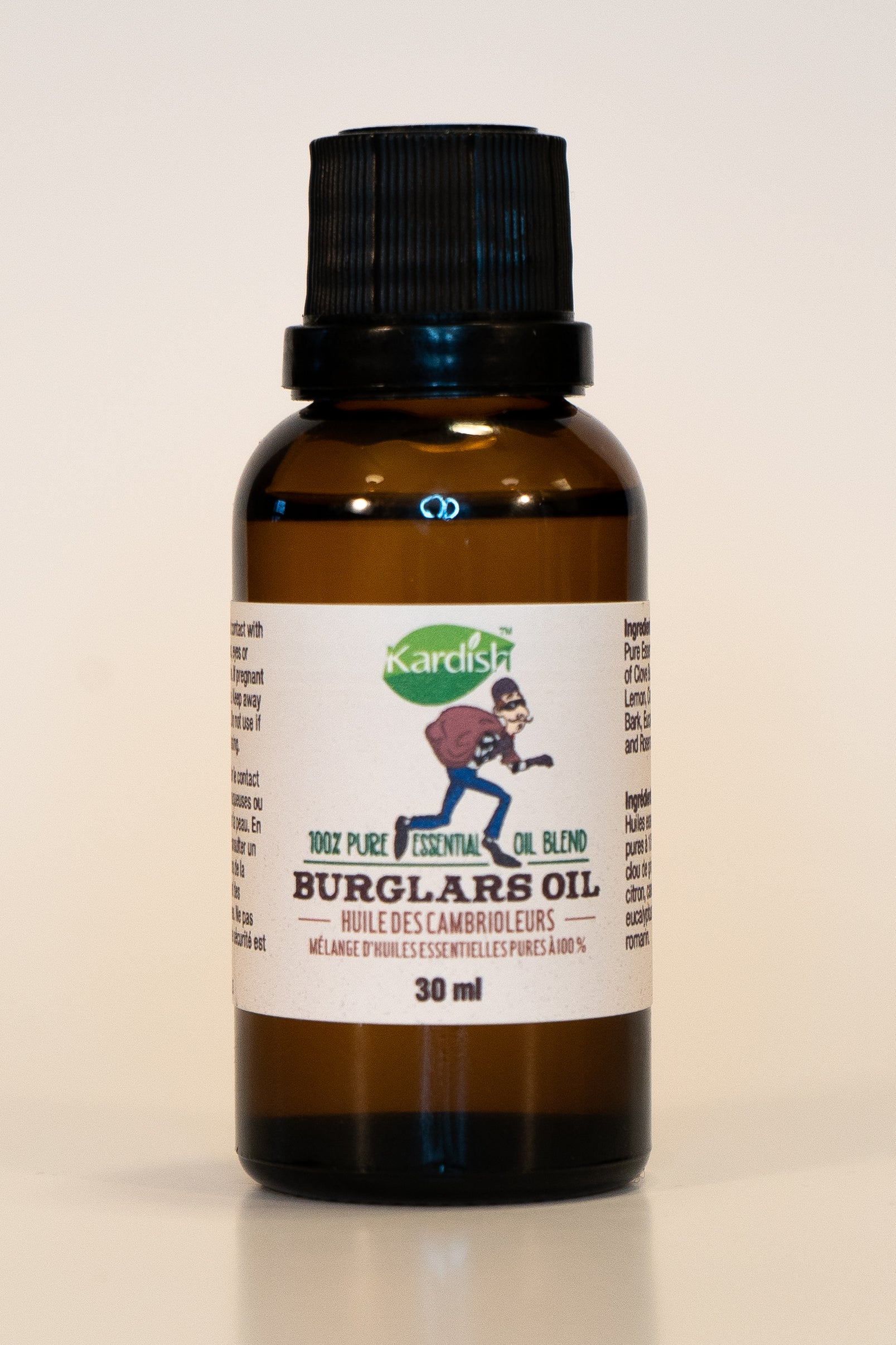 Kardish Burglars Oil