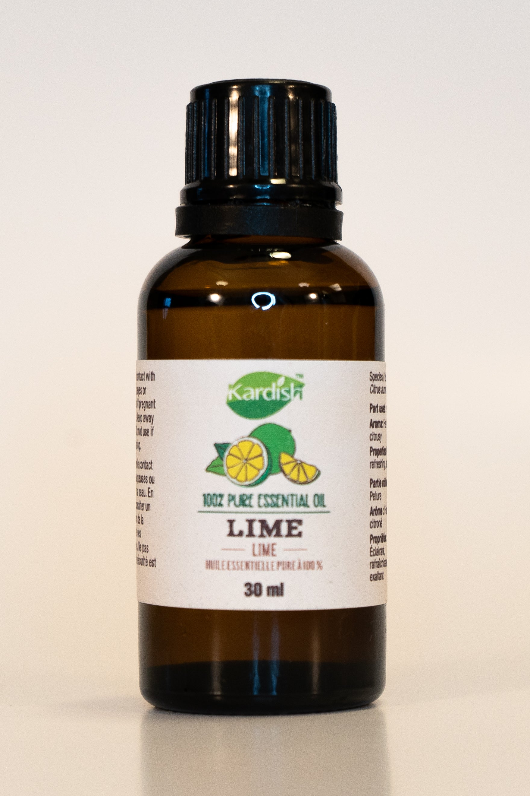 Kardish Essential Oil of Lime
