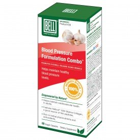 Bell Lifestyle Blood Pressure Formulation Combo