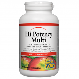 Natural Factors HI POTENCY MULTI