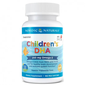 Nordic Naturals DHA [strawberry]