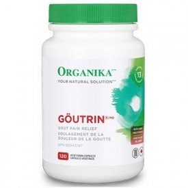 Organika Health Products Goutrin