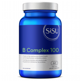 SISU B Complex 100 high dose superior forms