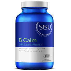SISU B Calm with 250mg Rhodiola-PABA free