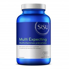SISU Multi Expecting prenatal vitamin/mineral
