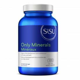 SISU Only Minerals Calcium & 11 Other Minerals