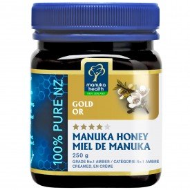 Manuka Health MGO400+ Honey [Gold ] [20+]