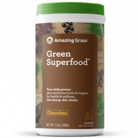 Amazing Grass Organic Wheat Grass Powder 60 Servings