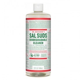 Dr Bronners Sal Suds All Purpose Cleanser Liquid Org.