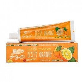 Green Beaver Natural Toothpaste Zesty Orange