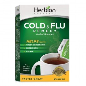 Herbion Canada Cold & Flu Remedy