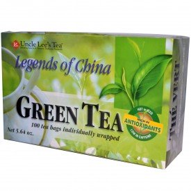 Uncle Lees Tea Legends of China Green Tea [Original]