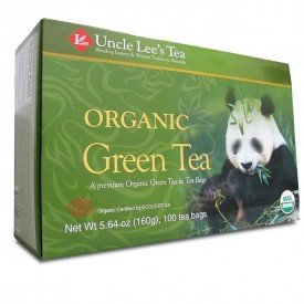 Uncle Lees Tea Legends of China Green Tea Org.