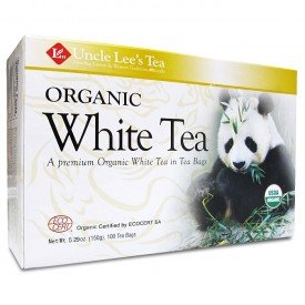 Uncle Lees Tea Legends of China White Tea Org.