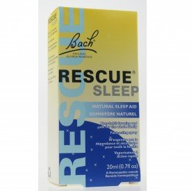 Bach Flower Remedy Rescue Remedy Sleep