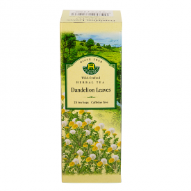 Herbaria Dandelion Leaves Herbal Tea