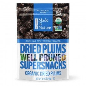 Made in Nature Plums Pitted Prunes Org. [Unsulfured]