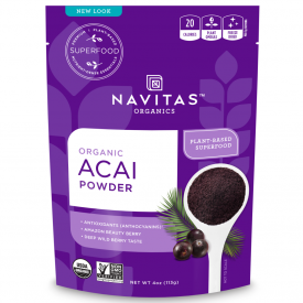 Navitas Acai Power Freeze Dried Powder