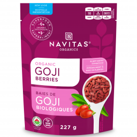 Navitas Dried Goji Berries