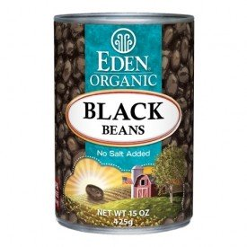 Eden Beans Black [Canned]
