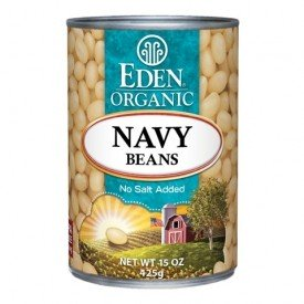 Eden Beans Navy [Canned]