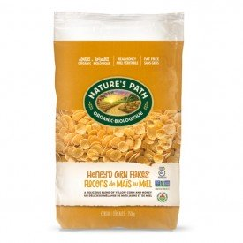 Natures Path HoneyD Corn Flakes Gluten Free Cereal