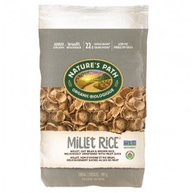 Natures Path Millet-Rice Flakes Cereal