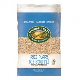 Natures Path Puffed Rice Cereal