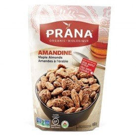 Prana Amandine Maple Syrup Almonds