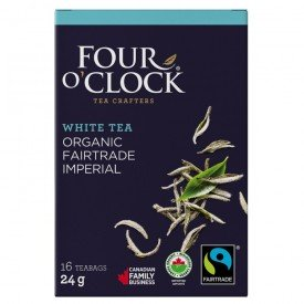 Four OClock Imperial White Tea Org.