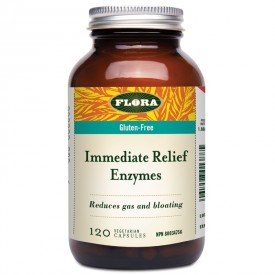 Flora Immediate Relief Enzyme