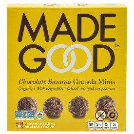 Made Good Granola Minis Chocolate Banana